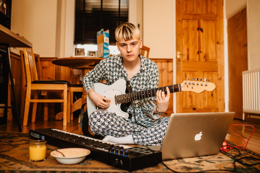 My Girl Inspired Single Release from Joel Harkin