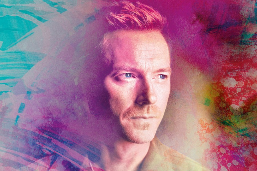 Ronan Keating Celebrates 20 Years of Solo Success with New Album