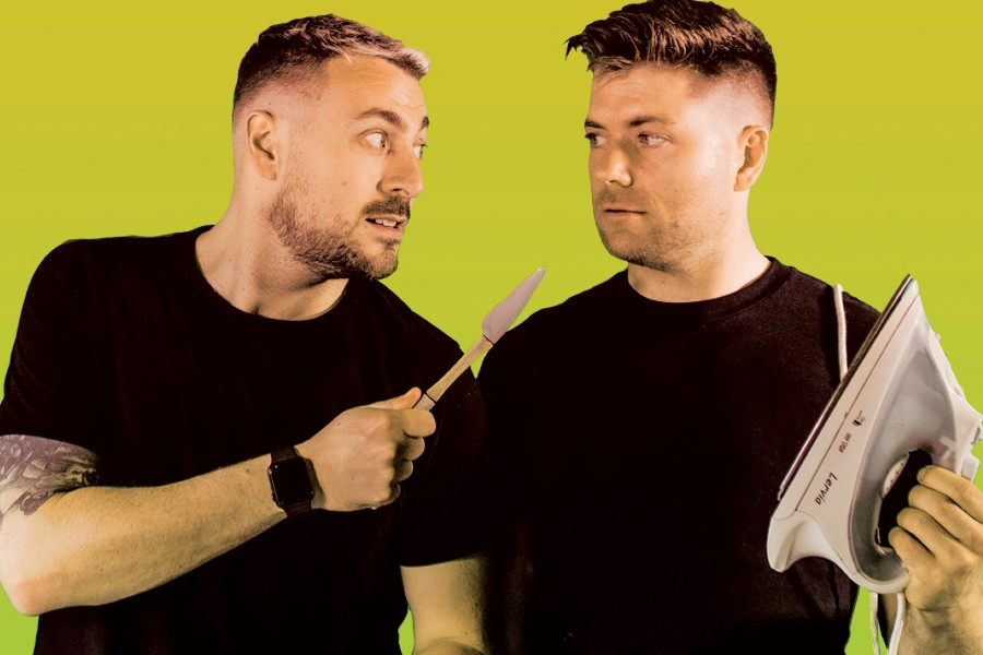 The 2 Johnnies Announce New Single 'Dancing In The Kitchen'