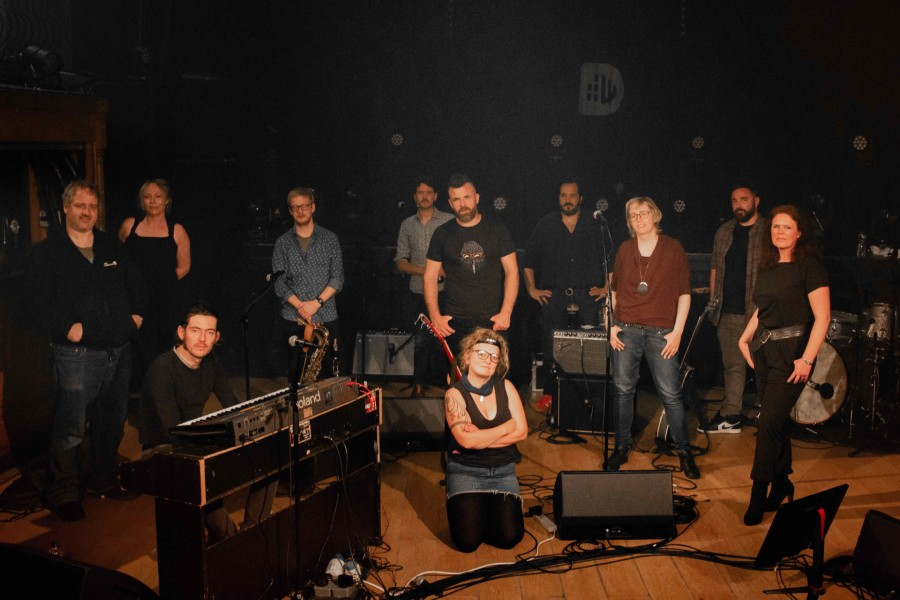 Mick Flannery Secures his Fifth Top 5 Album with Live Record