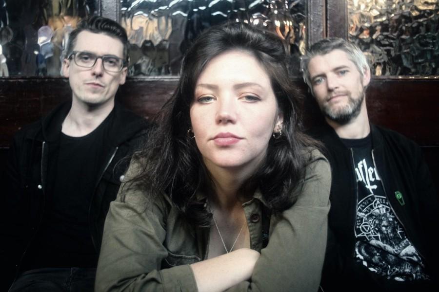 Irish Dream-Grunge Trio Bitch Falcon Release New Single 'Test Trip'