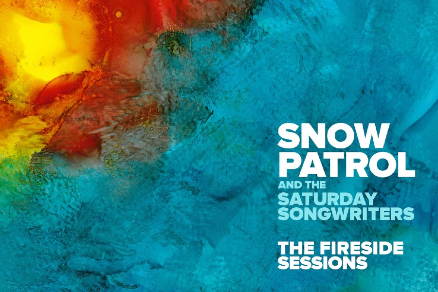 Snow Patrol and The Saturday Songwriters 'The Fireside Sessions EP' Out Now