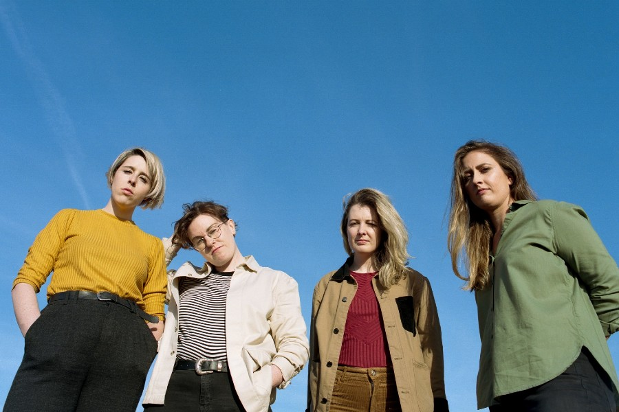 Pillow Queens Share Video for Album Track 'Liffey'
