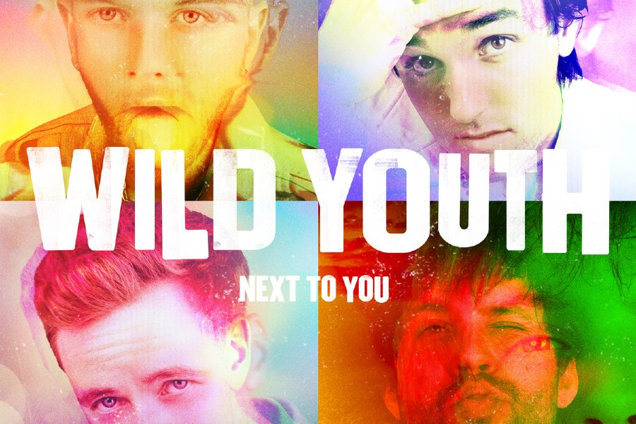Wild Youth return with New Single 'Next To You'