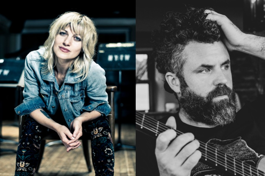 'Minnesota' – a Duet from Mick Flannery and Anaïs Mitchell