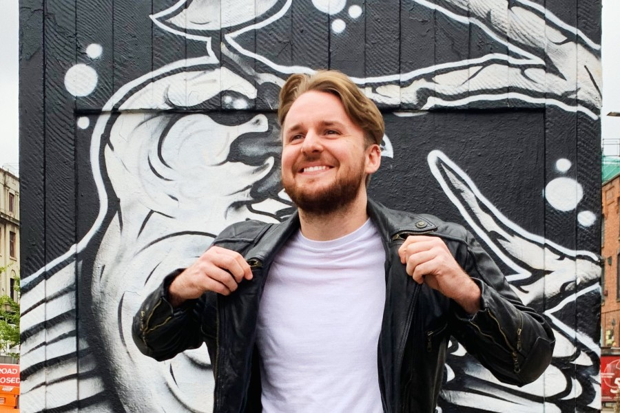 Irish-Welsh Pop Act Mikey James Release New Track