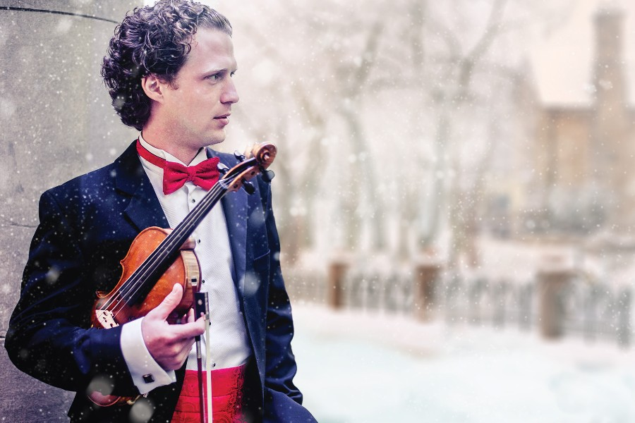 Vladimir's Viennese Christmas Concerts In Your Own Home