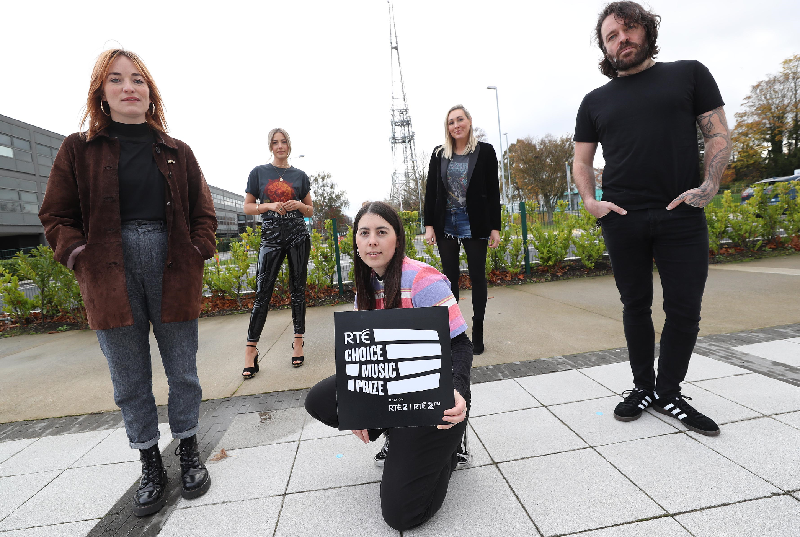 RTÉ Choice Music Prize Returns in 2021 in association with IMRO and IRMA
