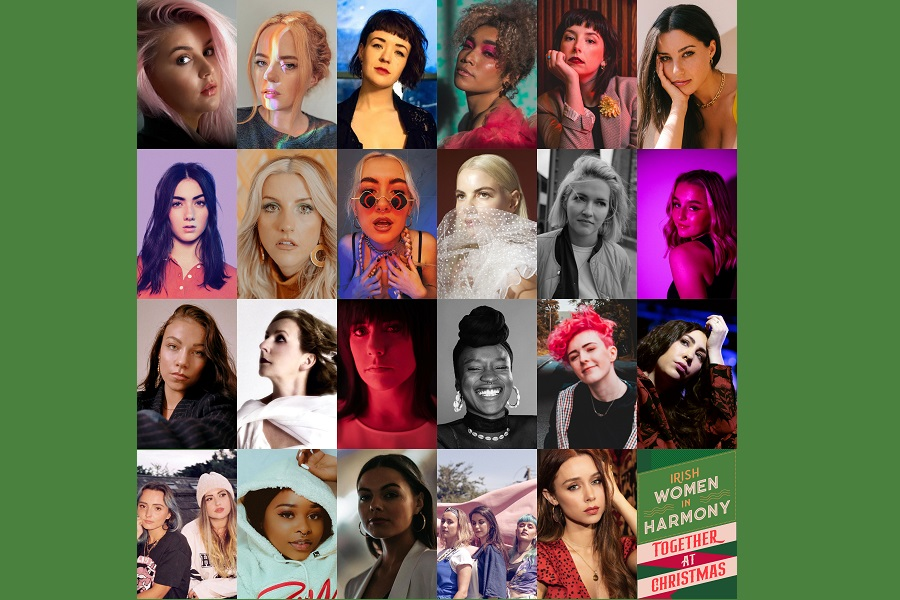 Irish Women in Harmony Release Their Highly Anticipated Original Christmas Single in Support of Childline