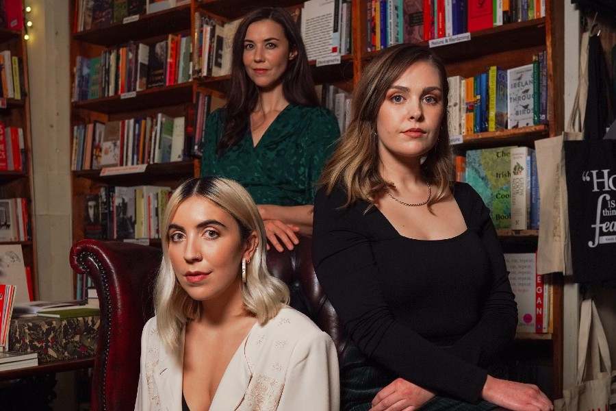 Saint Sister and Lisa Hannigan Share 'The Place That I Work'