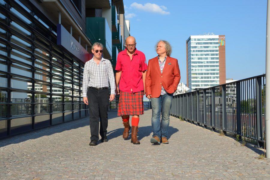 Charles Boulevard Unveil 'Rendez-Vous!'