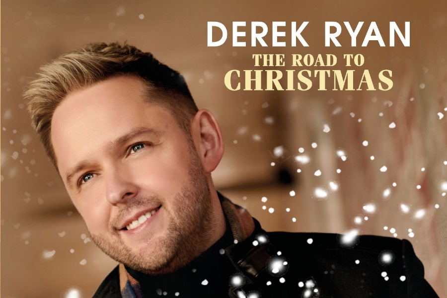 Derek Ryan is on 'The Road to Christmas' with New Festive Album