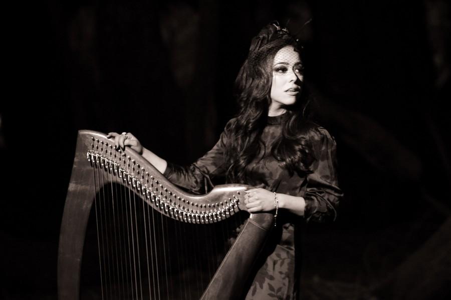 Contemporary Harpist BRÍDÍN Shares New EP 'Ocean Of Stars'
