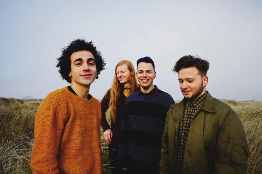 Strawman & the Jackdaws' Release New Single 'Knock On Wood'