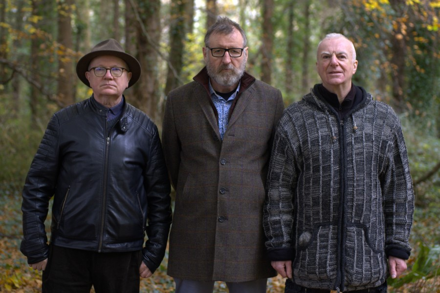 New Release from Those Nervous Animals Spams Four Decades
