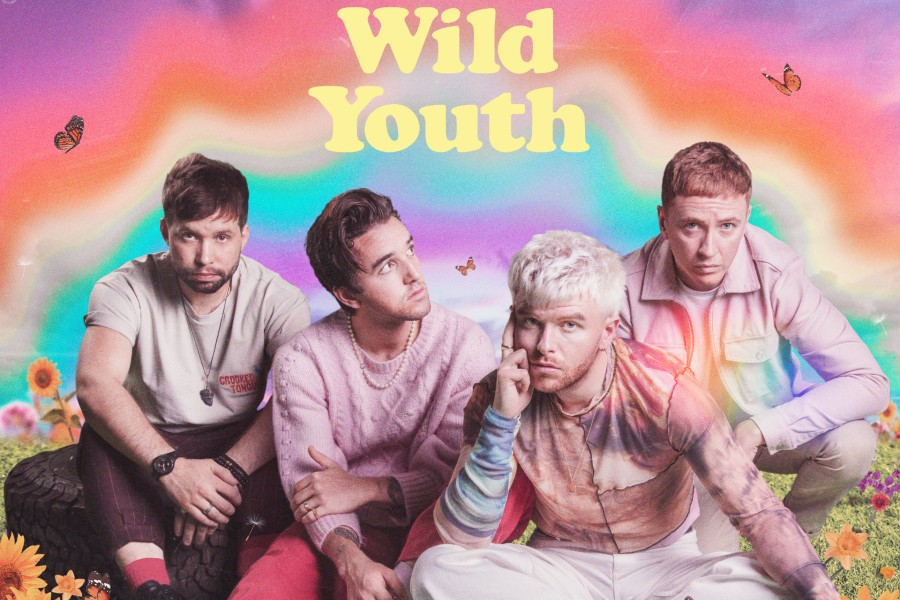 Wild Youth's Pop Banger 'Champagne Butterflies' Out Now