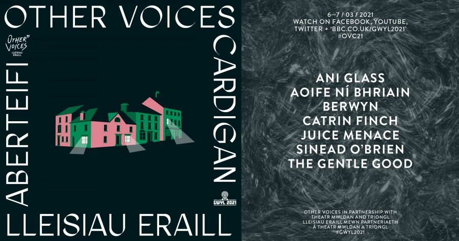 Other Voices Cardigan Returns as Digital Music Festival