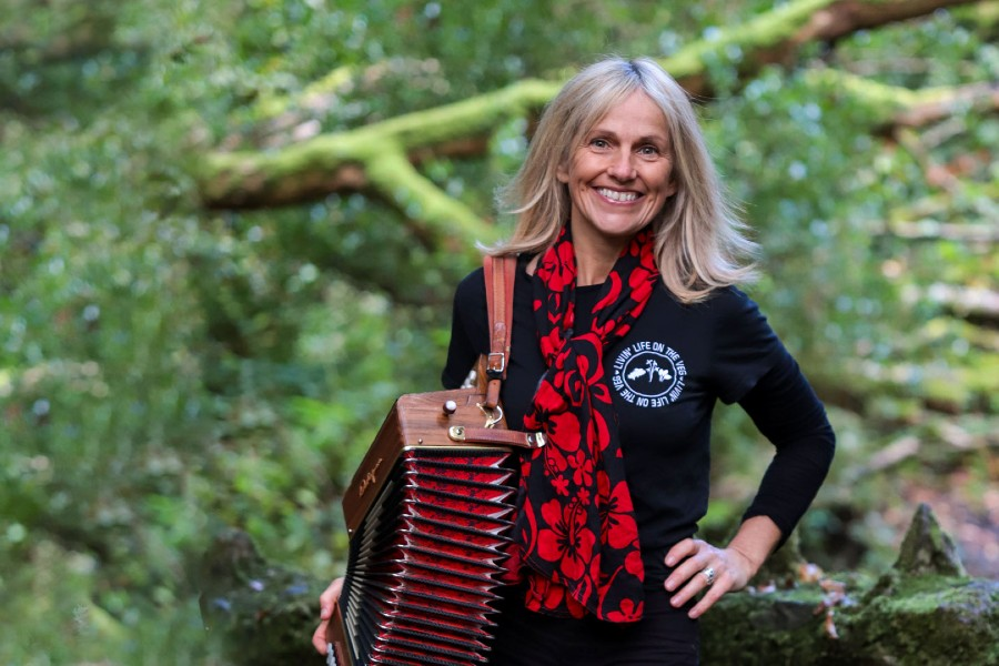National Concert Hall Presents Sharon Shannon Live Showcasing her New Album and More for St. Patrick's Weekend