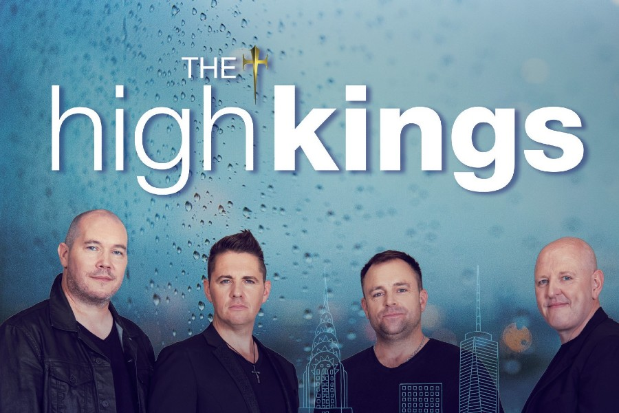'Home from Home', the Brand-New Album from The High Kings