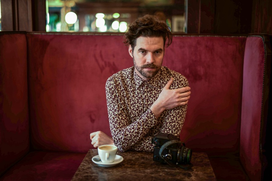 Robert John Ardiff Releases First Single from New Album