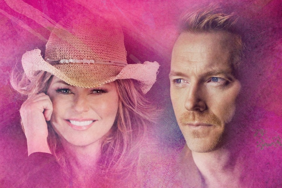 Ronan Keating and Shania Twain Share Duet for Valentine's Day