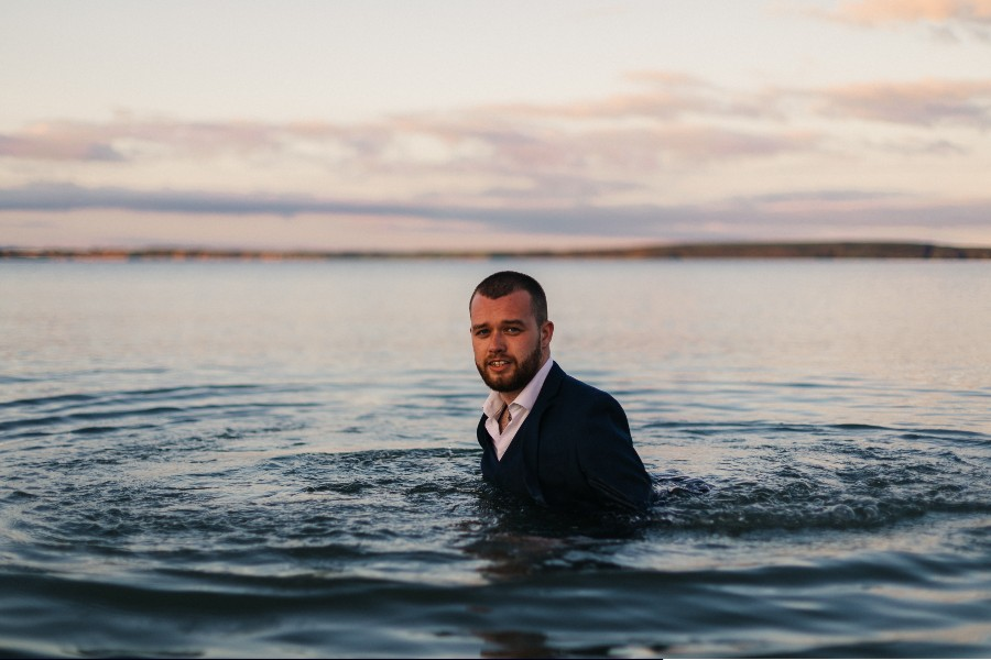 Tadhg Williams Announces Second Release