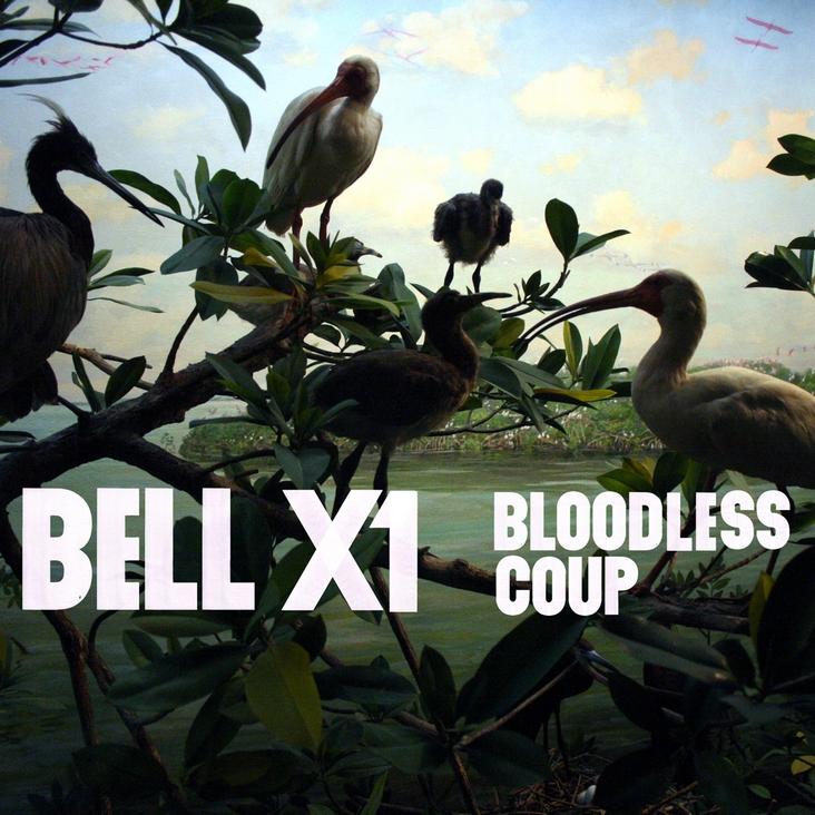 Bell X1-Live Facebook Gig