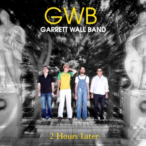 NEW RELEASE FROM GARRETT WALL BAND