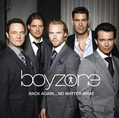 BOYZONE CONTINUE FORWARD WITH NEW ALBUM