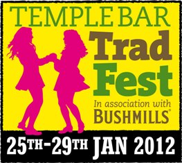 IMRO Set To Host Traditional Music Showcases and Seminars at Temple Bar TradFest 2012
